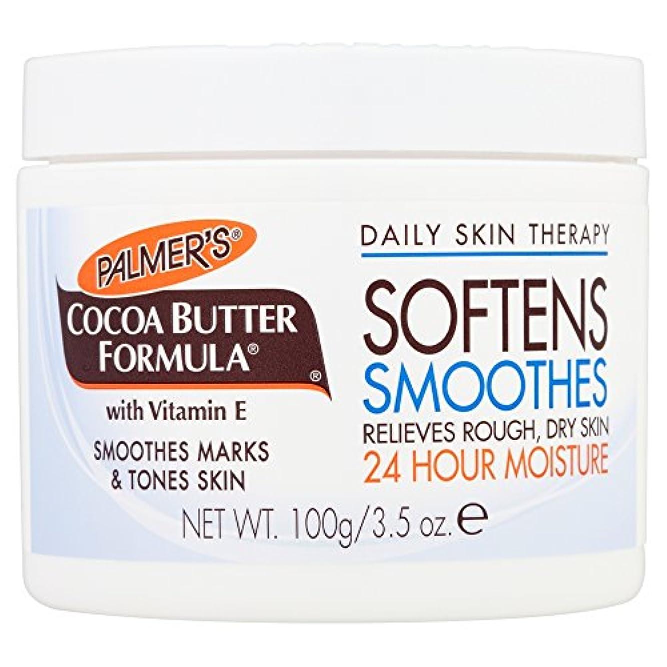 集める配管ベーシックPalmer's Cocoa Butter Formula Original Solid Formula 100g