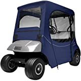 Classic Accessories Fairway Golf Cart FadeSafe Enclosure for E-Z-Go