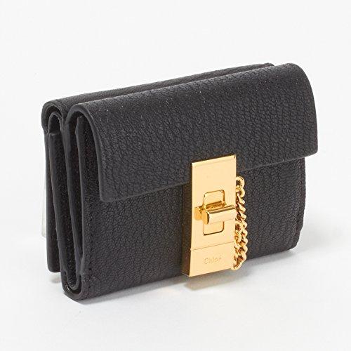 (クロエ) CHLOE 財布 3P0841-944 001 BLACK 【DREW:ドリュー】 [並行輸入品]