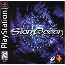 Star Ocean: The Second Story / Game