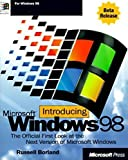 INTRODUCING MICROSOFT WINDOWS98