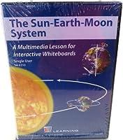 Single-User CD-ROM: Multimedia Lesson for Interactive Whiteboards Sun-Earth-Moon (78690) [並行輸入品]