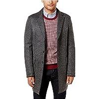 Tommy Hilfiger Men's Button-Down Coat