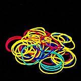 120 枚 カラフルなラバーバンド / 120 pcs Colorful Rubberband -- マジックアクセサリー / Magic Accessories / マジックトリック/魔法; 奇術; 魔力 …