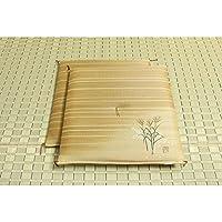 純国産 日本製 捺染返し い草座布団 約55×55cm×2P 【デザイン家具】