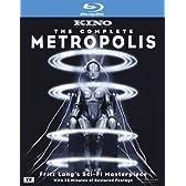メトロポリス / Metropolis コンプリート ブルーレイ モノクロサイレント映画 (フリッツ・ラング監督) [Blu-ray] [Import]