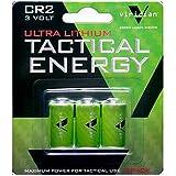 Viridian Weapon Technologies Viridian Weapon Technologies, Viridian CR2 Lithium Battery 3 Pack VIR-CR2-3