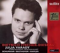 Dietrich Fischer-Dieskau: The Birthday Edition - Schumann Duos, Beethoven and Mahler Lieder by Dietrich Fischer-Dieskau (2010-05-25)