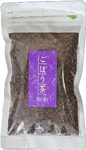 彩新 国産ゴボウ100% 無添加 ごぼう茶 200g ゴボウのクセを抑える独自製法 水出し可