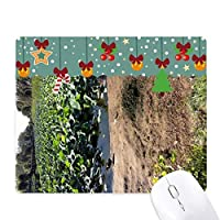 ロータスリーフ ゲーム用スライドゴムのマウスパッドクリスマス