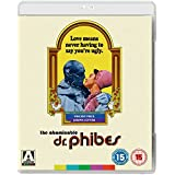 The Abominable Dr Phibes [Blu-ray] [Import anglais]