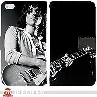 The Greatest Guitarists 手帳型 iPhone6s (iPhone 6s)(G006002_05) 専用 ギターリスト Jeff Beck ジェフベック art センス 個性的 スマホケース