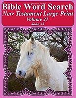 Bible Word Search New Testament: John 3