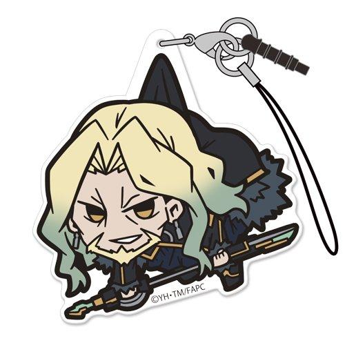Fate/Apocrypha 黒のランサー アクリルつままれストラップ