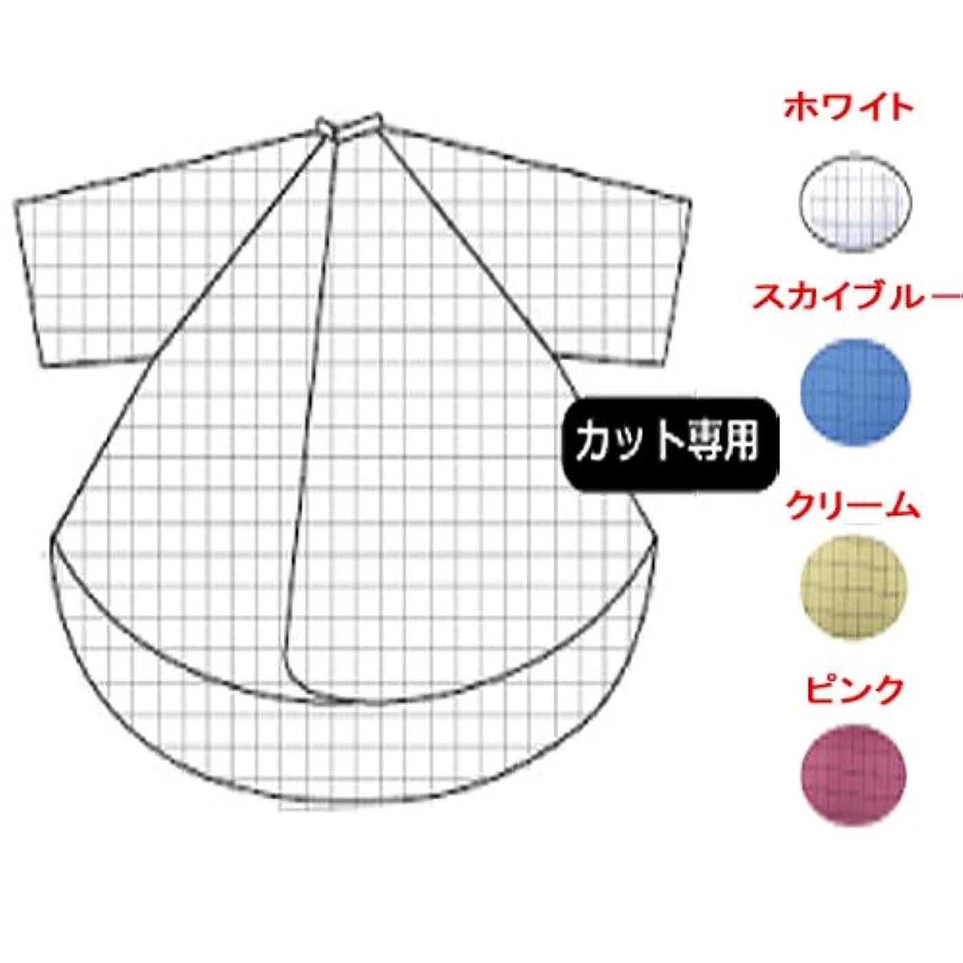 モチーフスキャン現象ワコウ カーボンドレスバイファイブ No.3180-0 ホワイト