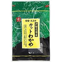 永井海苔 伊勢志摩産カットわかめ厚葉 13g