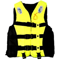 YideaHome 救命胴衣 呼び子付け ホイッスル 反射帯付き 緊急時に役立つ 強い浮力 高い負荷力 安全安心 釣り 漂流 子供用 大人用