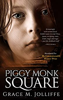 Piggy Monk Square: Gripping Suspense Thriller (1970s Liverpool Series) by [Jolliffe, Grace M.]