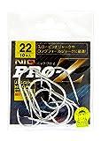 金龍 ジギングフック NIQ PRO-Z シルバー 22