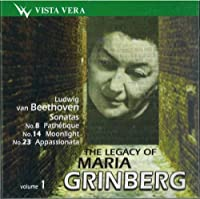 The Legacy of Maria Grinberg, Volume 1