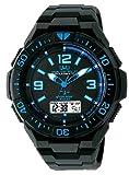 シチズン 腕時計 キューアンドキュー 電波ソーラー クロノグラフ 10気圧防水 MD06-335 メンズ