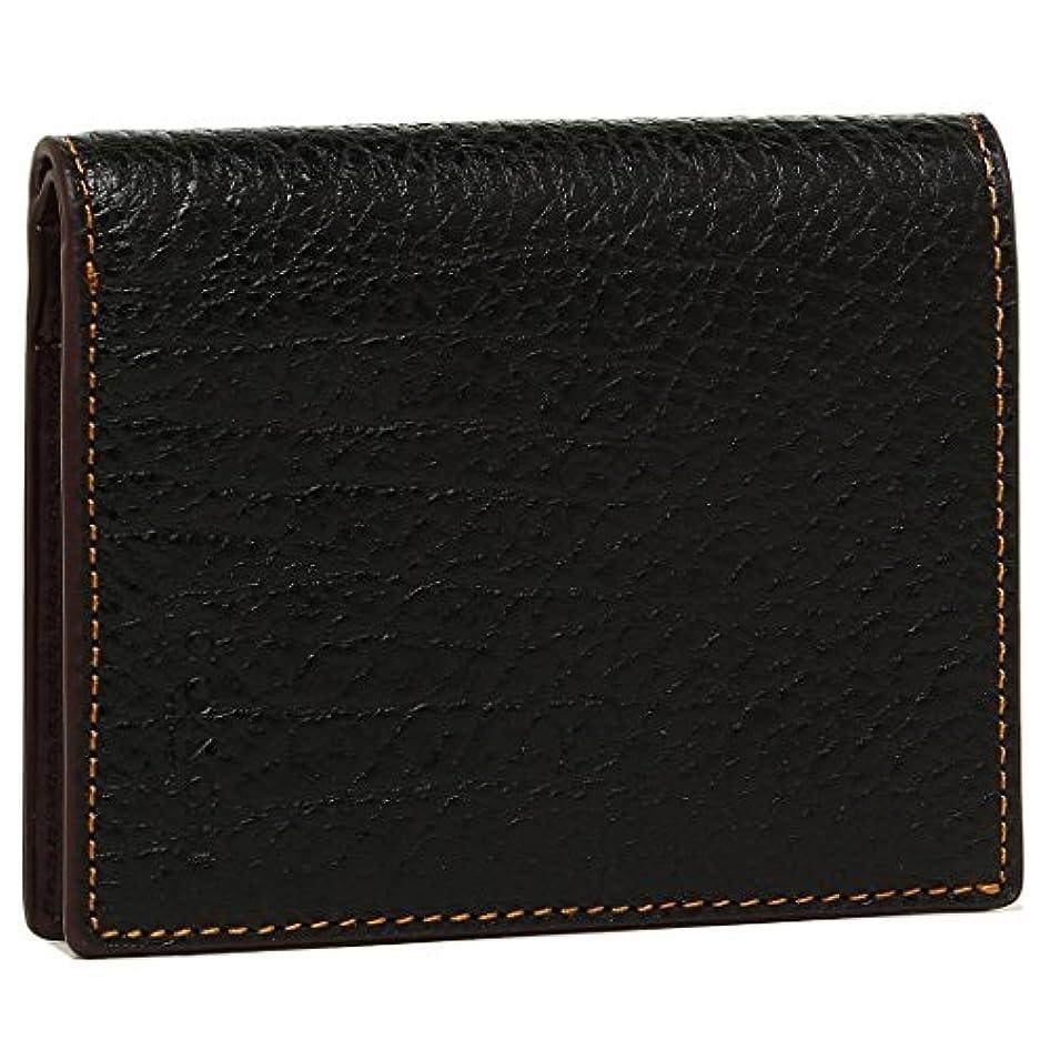 裁量気をつけて秘書[コーチ] 折財布 アウトレット メンズ COACH F11989 BLK ブラック [並行輸入品]