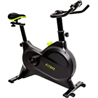 FITBOX LITE 第3世代フィットネスバイク スピンバイク ダイエット器具 メーカー1年保証 組み立て簡単 静音…