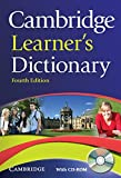 Cover of Cambridge Learner's Dictionary with CD-ROM