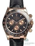 [ロレックス]ROLEX 腕時計 コスモグラフ デイトナ ブラック/ピンク 116515LN メンズ [並行輸入品]