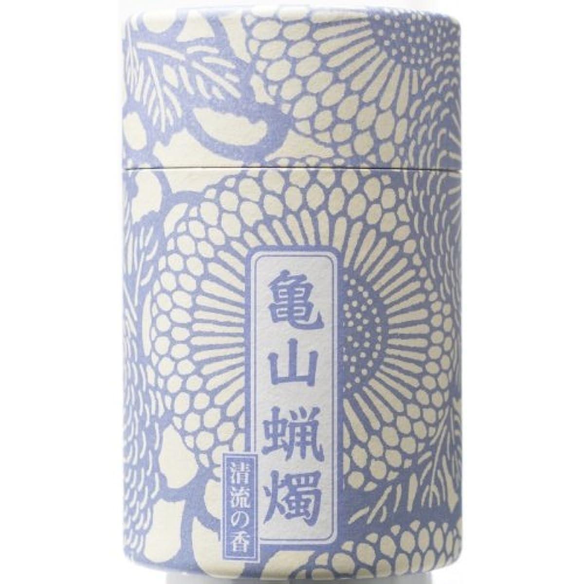 インフレーショントチの実の木マリナー和遊 10分蝋燭(清流の香) 約116本