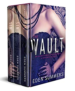 The Vault Box Set by [Summers, Eden]