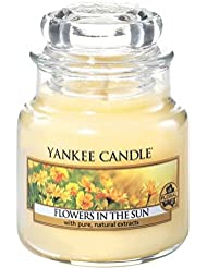 ヤンキーキャンドル(YANKEE CANDLE) YANKEE CANDLE ジャーS 「フラワーインザサン」