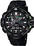 関連アイテム:[カシオ]CASIO 腕時計 PROTREK プロトレック PRW-6000Y-1A ブラック×グリーン メンズ [並行輸入品]