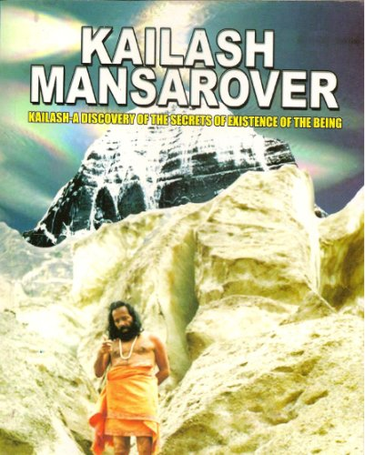 Kailash Mansarovar (English Edition)