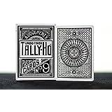 ★マジック?手品★White Tally-Ho Deluxe Limited Edition (Circle)●SM3841