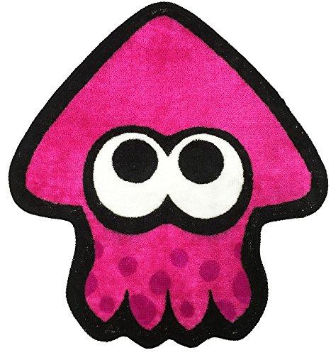 スプラトゥーン バスマット ピンク...