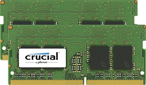 Crucial [Micron製] DDR4 ノート用メモリー 8GB x2 ( 2133MT/s / PC4-17000 / CL15 / 260pin / DR x8 Unbuffered SODIMM ) 永久保証 CT2K8G4SFD8213