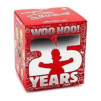Kidrobot The Simpsons 25th Anniversary Mini Series 7.6cm Figure - One Blind Box