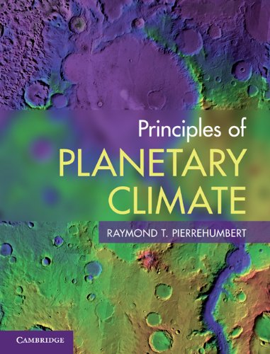 Download Principles of Planetary Climate 0521865565