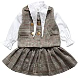 1 baby children's clothing 2 female baby three-piece suit 3 girls foreign lady ladies suit 4 little girls tide clothes