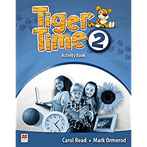 Tiger Time Level 2 Activity Book