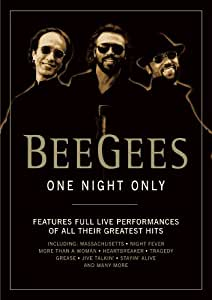 One Night Only: Anniversary Edition [DVD] [Import]
