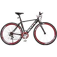 BTM クロスバイク 700CC シマノ製7段変速 PL保険付