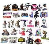 Fortnite フォートナイト ステッカー ノートパソコン用フォンタナステッカー(100個)、子供用、男の子用、大人用、パッケージ、車、スケートボード用フォンナイトギフト