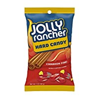 Herhsey's Jolly Rancher Hard Cinnamon Fire Peg Bag 198 g (Pack of 3)