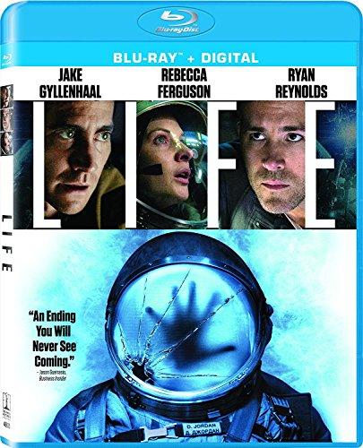 ライフ Blu-ray (日本のプレイヤーで再生可能) [並行輸入品]