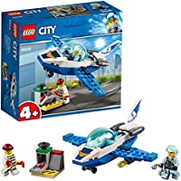 レゴ(LEGO) シティ ジェットパトロール 60206 ブロック おもちゃ