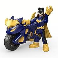 [Imaginext]Imaginext DC Batgirl and Cycle [並行輸入品]