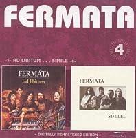 FERMATA: Ad Libitum / Simile remastered (2CD)