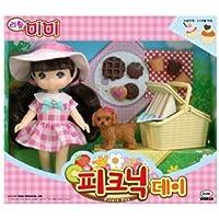 Little Mimiベビー人形 – ピクニックMimi